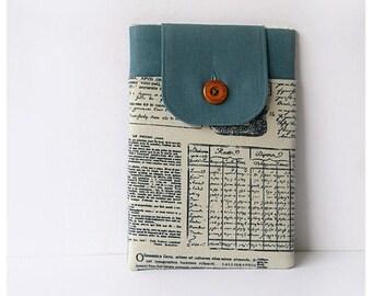 SALE 50% OFF - iPad Mini Case, iPad Mini Sleeve, iPad Mini Cover, Padded with Front Pocket