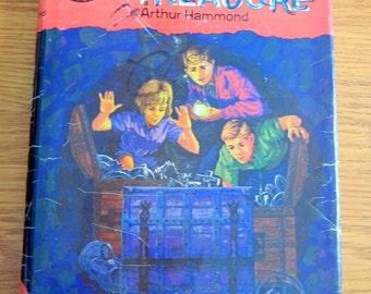 SALE 1962 The Secret Tunnel Treasure by Arthur Hammond A Secret Circle Book