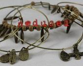 Reduced......Vintage Bracelets 5pcs/Set