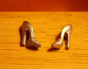 Doll House High Heel Shoes - Dollhouse Shoes - Ladies Shoes - Shoes - 1/24th Scale - M-SH