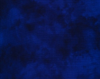 Marble Mania Lapis- Timeless Treasures PAT-1006-LAPIS (sold by the 1/2 yard)