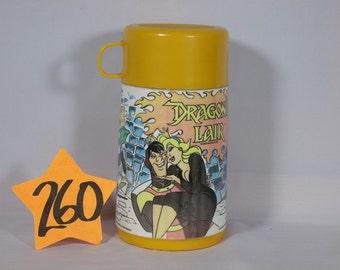 1983 Alladin Dragon's Lair Thermos
