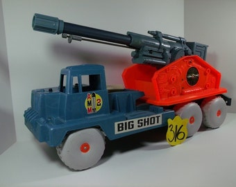 1960's Big Shot Cannon by Marx