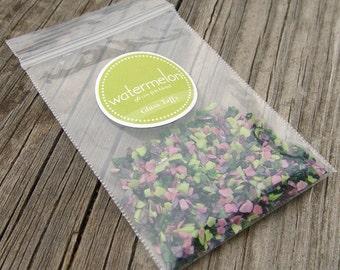 1oz Jar Refill - Glass Taffy: Frit Blends for Lampwork Beads, 96 CoE