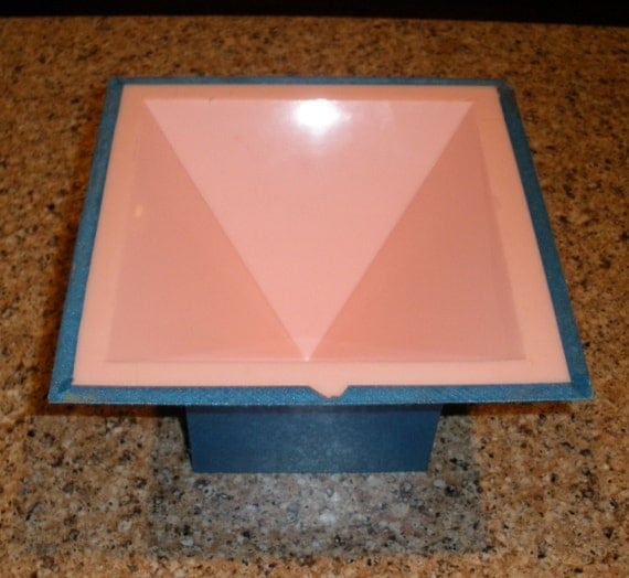 6 375 Great Pyramid Silicone Mold Platinum By
