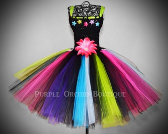 Rock Star Tutu Dress