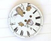 Large Vintage Clock Face