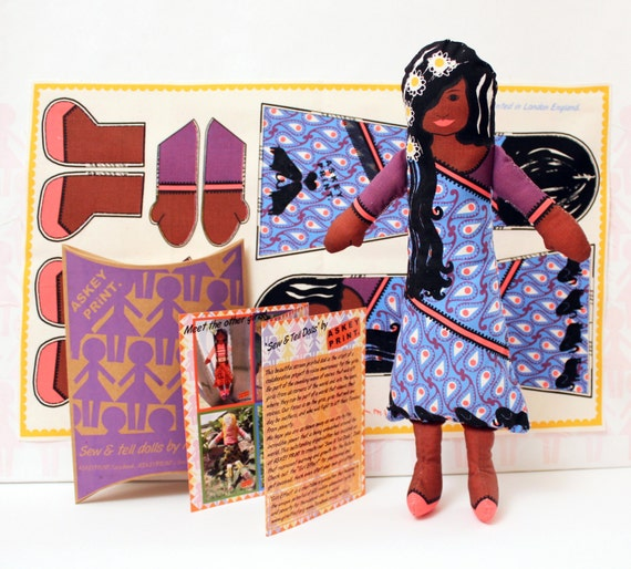 DIY Rag Doll Gift for Girls
