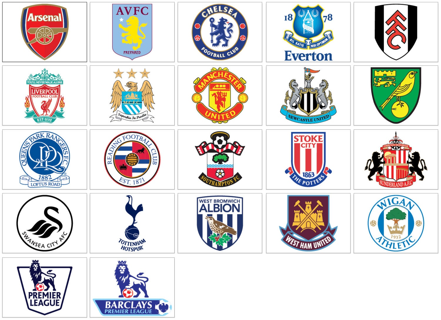 items similar to 22 wall decals stickers soccer futbol