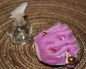 Mini butterfly perfume bottle
