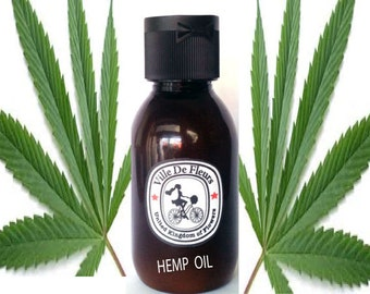 100% Natural  Organic  Hemp Oil