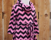 Cowl Neck Pullover Dress PDF Pattern Size 1 to 8 years
