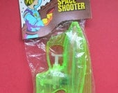 Vintage Super Space Shooter Ray Gun water pistol MIP 1960's Green or Blue available