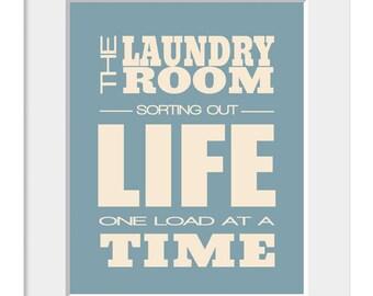 laundry wall decor etsy