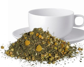 Colic Calming Tea Loose Leaf Blend - 40 grams - ShhShh Tea for Digestion