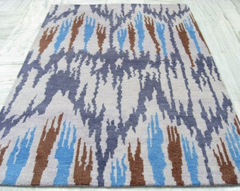 IKAT 30 - HANDKNOTTED