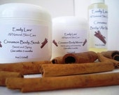 Cinnamon Body Set