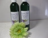 Spring sale, For Her, Spa, Natural Relaxing Lavender, Shampoo, Conditioner,  What a great gift