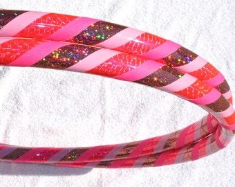 Hula Hoop - Custom My Girl Hoola Hoop Collapsible for Travel - Dance or Exercise