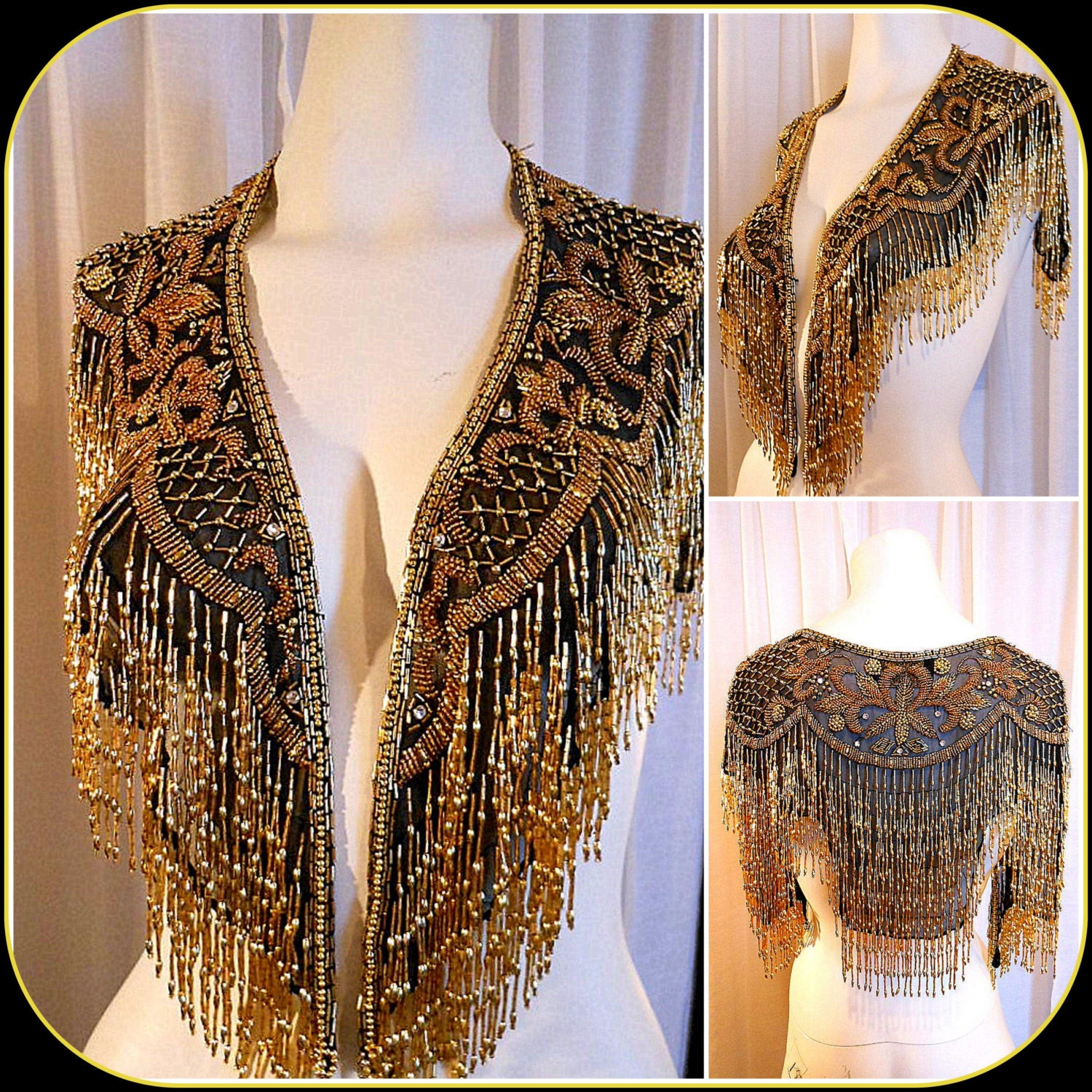 You searched for: gold shrugs! Etsy is the home to thousands of handmade, vintage, and one-of-a-kind products and gifts related to your search. No matter what you're looking for or where you are in the world, our global marketplace of sellers can help you find unique and affordable options. Let's get started!