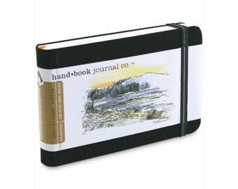 """Hand Book Artist Journal, Landscape, 3.5"""" x 5.5"""""""