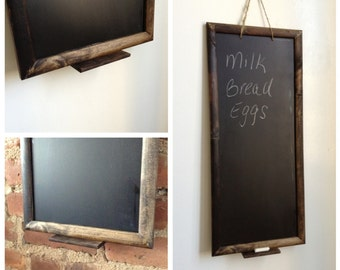 Large Rustic Chalkboard (Color Options), Kitchen Chalkboard, Rustic  Chalkboard, Wedding Chalkboard