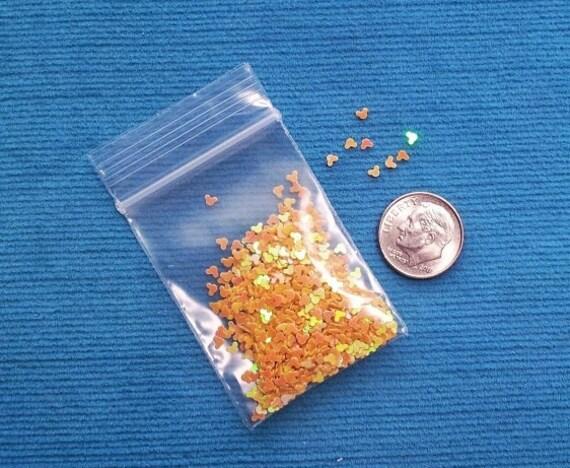Golden Mickey Mouse Spangles Sprinkles Glitter Pixie Dust for Fish Extender FE Gift