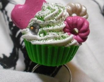 Sweet Lolita Cupcake Ring 21