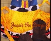 Toy Story's Jessie Inspired Ellie Top