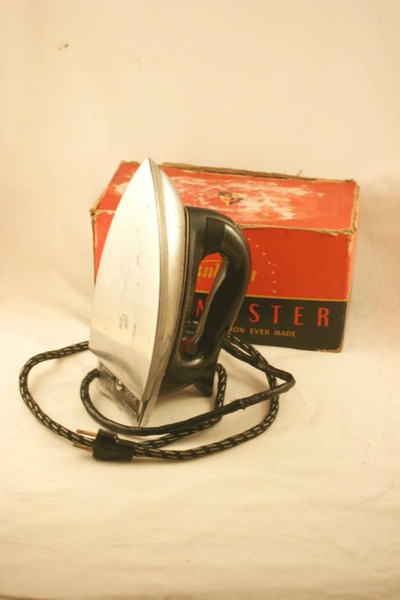 Vintage Sunbeam Iron 18