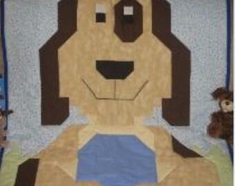 Dog Quilt Pattern