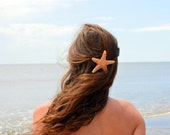 Sugar Starfish Hair Barrette - WashedAshoreFL