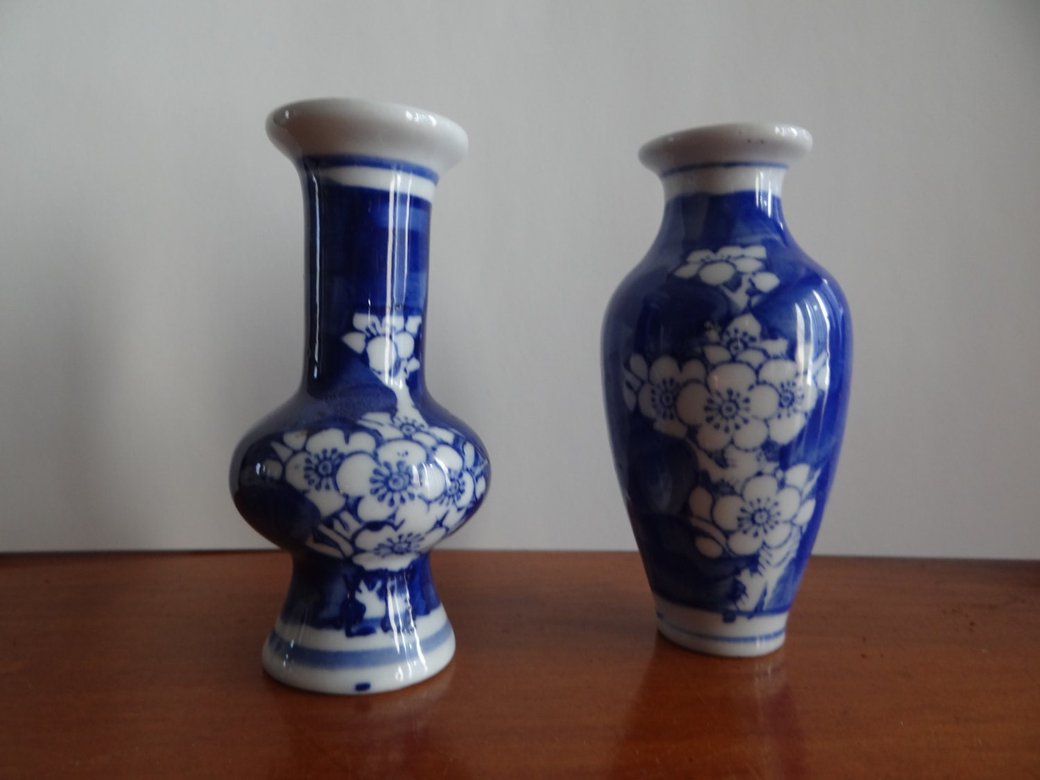 2 beautiful white vase set home idea vintage blue and white miniature vases set of 2 by reviewsmspy