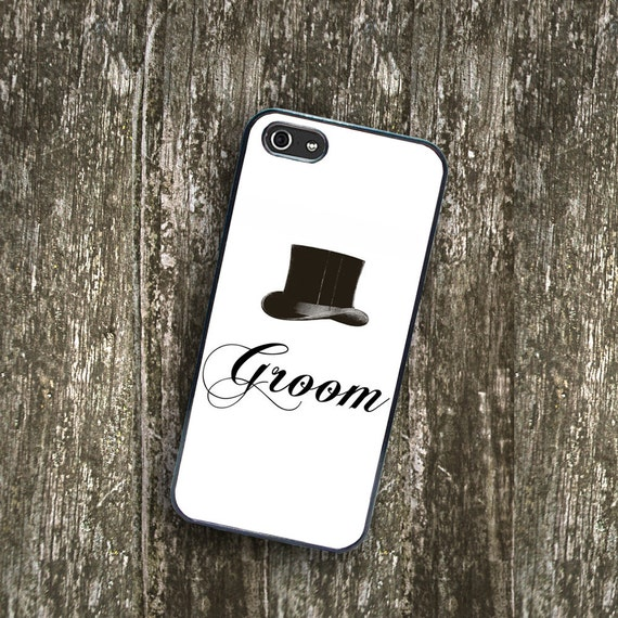 Groom iPhone 5 Case, Apple iPhone 5 Case - Groom iPhone 5 Hard Case, Bridal case