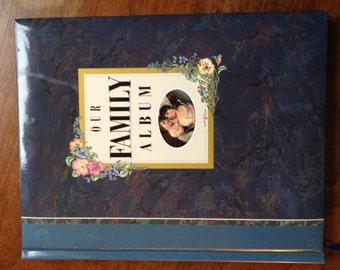 Family Memory Book