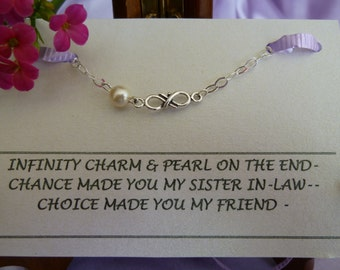 Future Sister In Law Poems Bracelet - sister in-lawFuture Sister In Law Poems