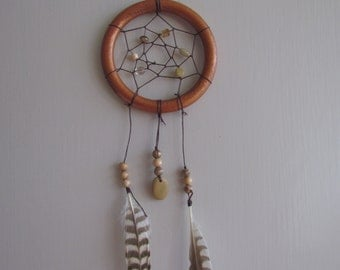 Chunky little dreamcatcher