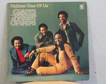 "Gladys Knight and the Pips - ""Neither One of Us"" vinyl record"