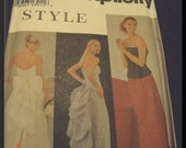 Vintage Out Of Print Simplicity Style Pattern 9182
