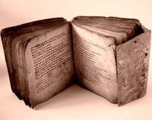 Powerful spells The Grimorium Verum digital ebook
