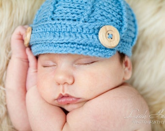 Cute Newsboy hat for Boy or Girl - FT035