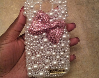 Pearl & Bow Customized Case