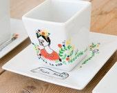 Frida Kahlo's cup  - Non, je ne regrette rien