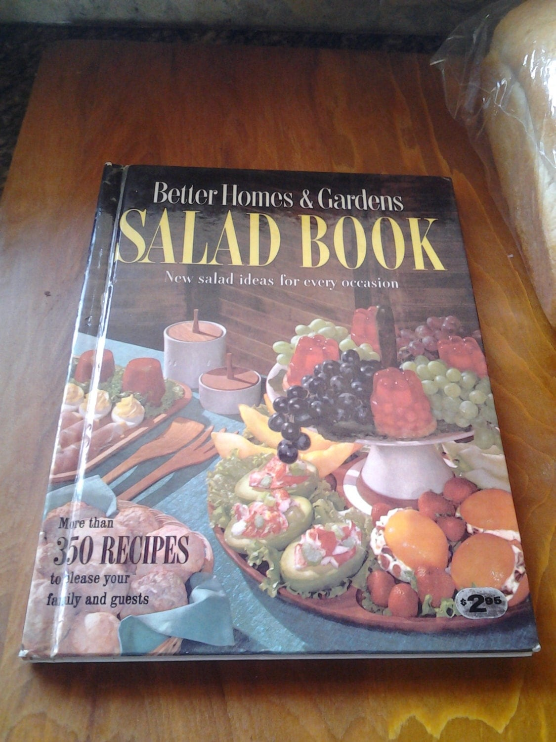 On Sale 1958 Better Homes And Gardens Salad Cookbook