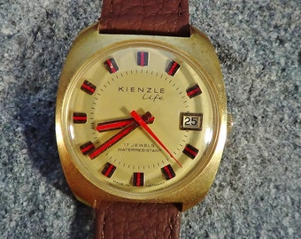 Kienzle German THERES ONLY LIFE flat