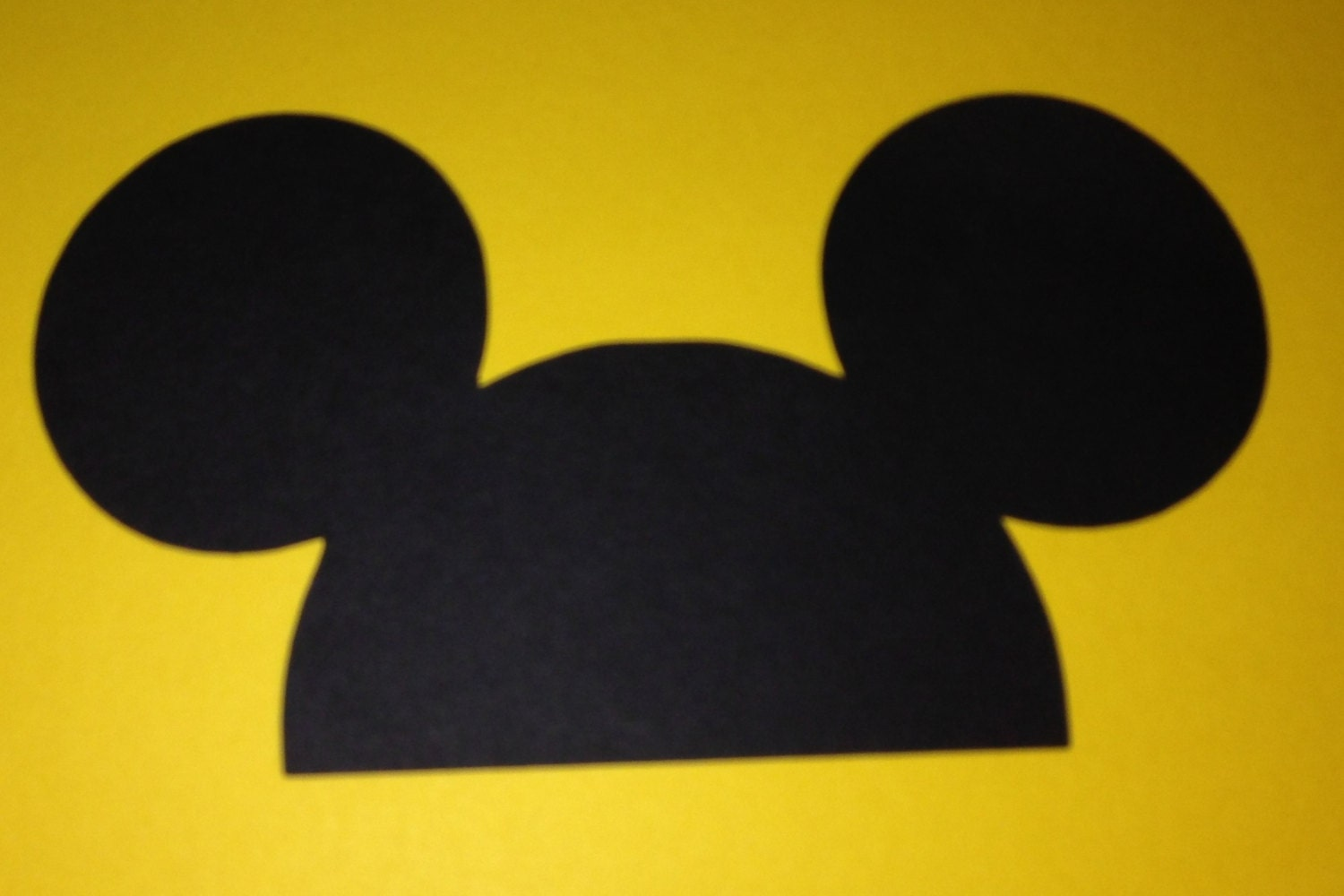 mickey mouse cut s - photo #15