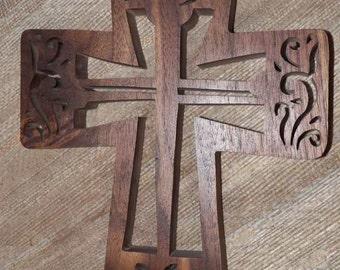 Nail cross