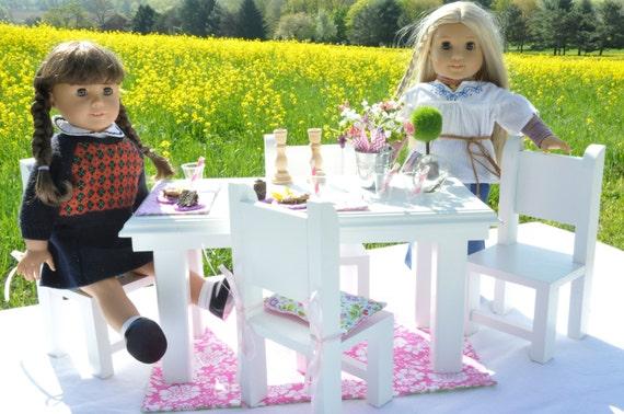 Battat Doll Kitchen White