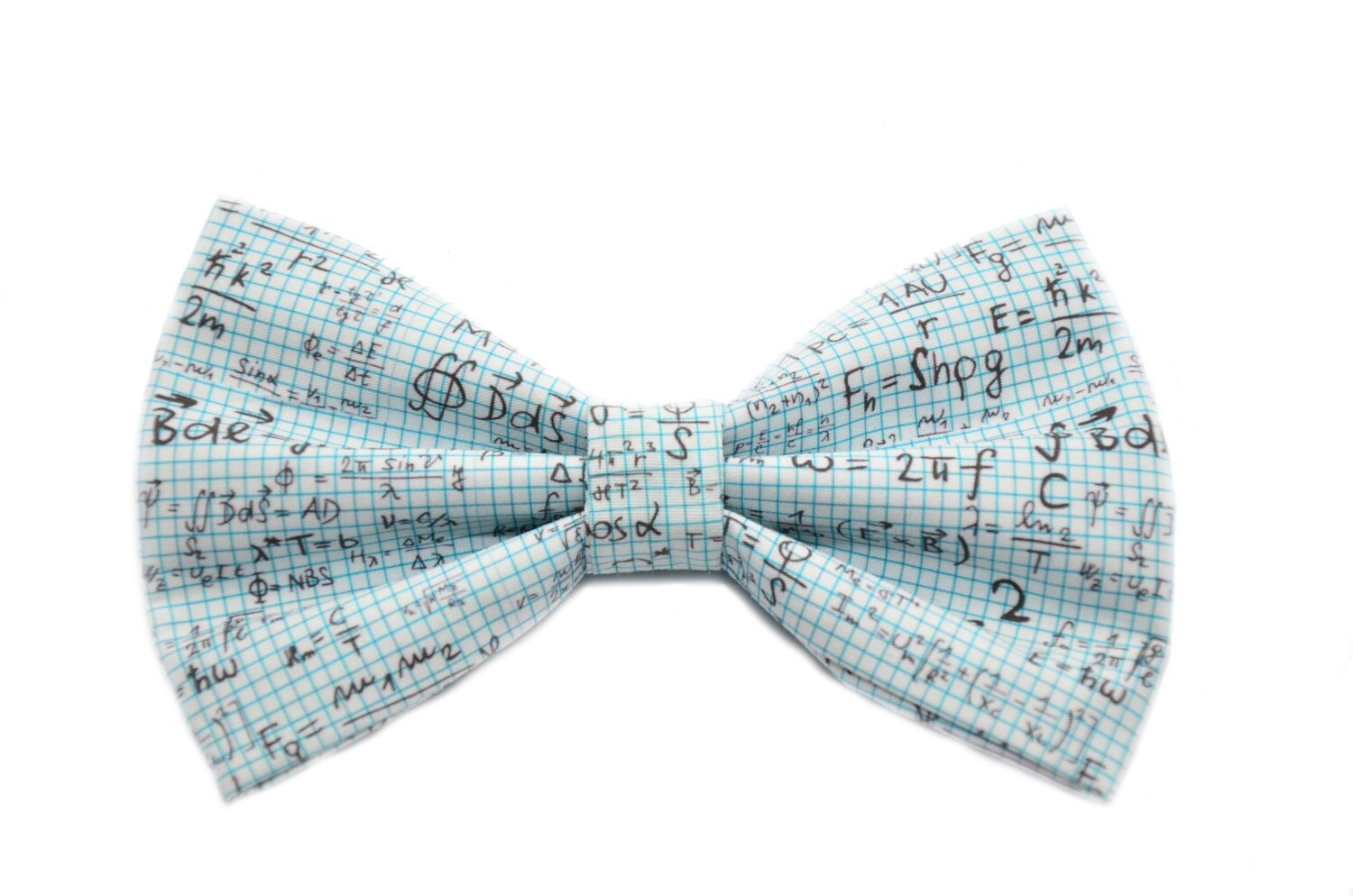 math equation bow tie with adjustable gifts