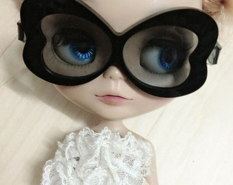 BUTTERFLY GLASSES-for blythe
